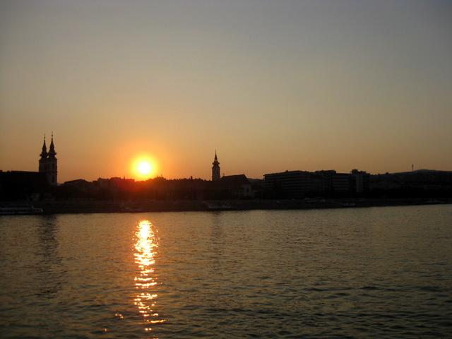 sunset-on-danube