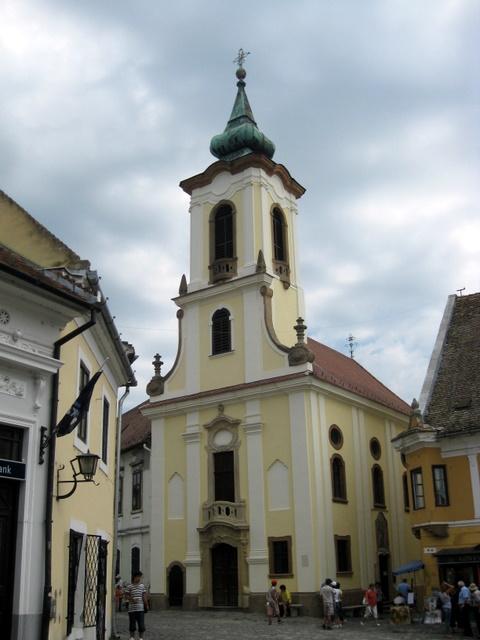 szentendre-church