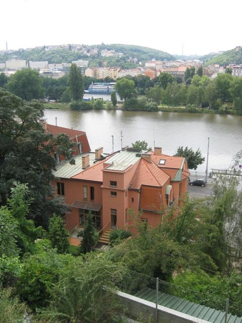 view-of-the-vltava