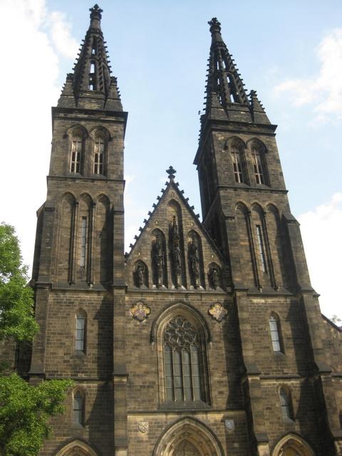 vysherad-cathedral